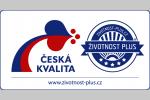 Značka Životnost PLUS, logo