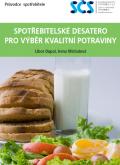 Spotřebitelské desatero pro výběr kvalitní potraviny